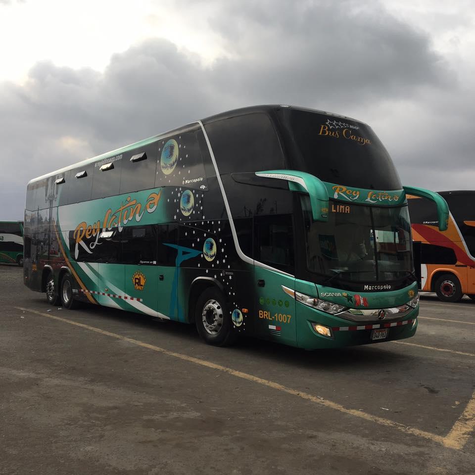 Rey Latino Bus