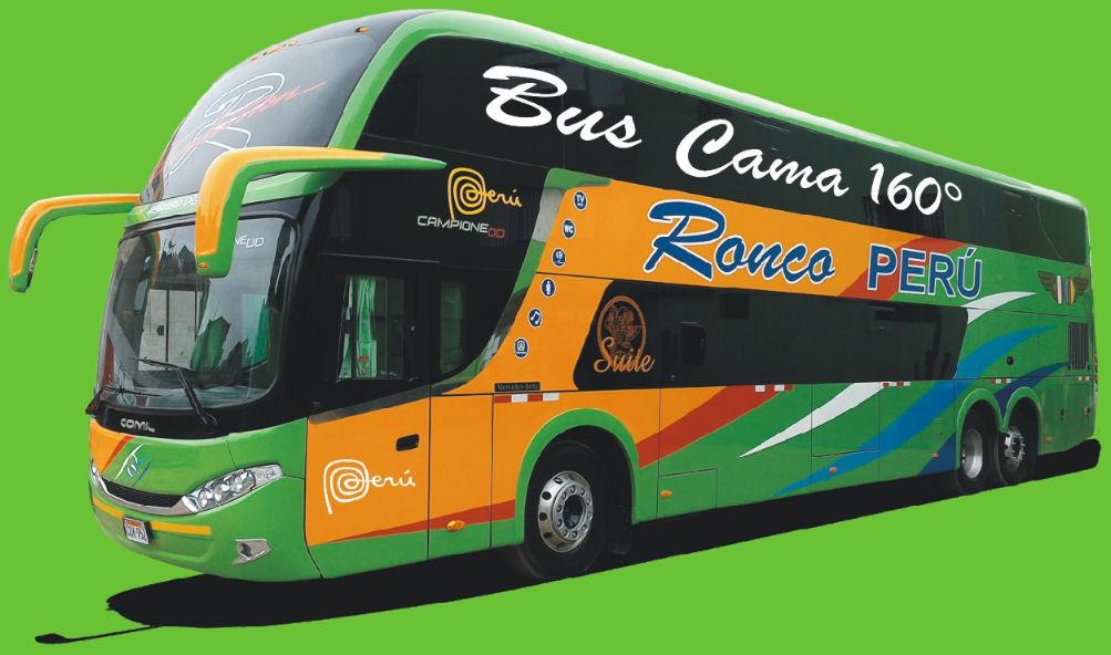 Empresa de Transporte Terreste Ronco Perú