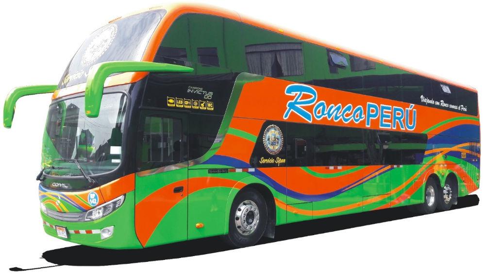 Ronco Perú Bus