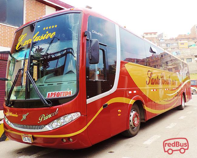 Santa Úrsula Bus