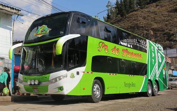 Empresa de Transporte Terrestre Señor De Huanca