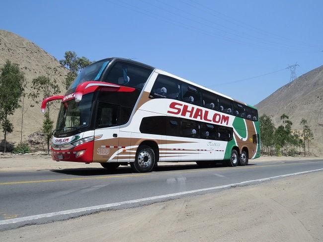 Empresa de Transporte Terrestre Shalom Bus