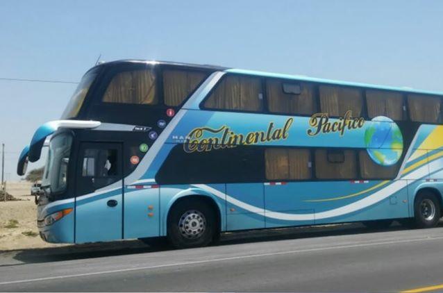Viajar en Transporte Continental Pacífico