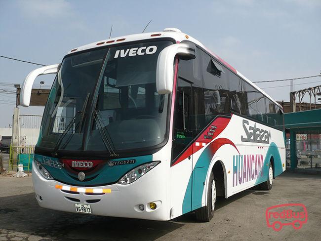 Empresa de Transporte Terrestre Transporte Salazar