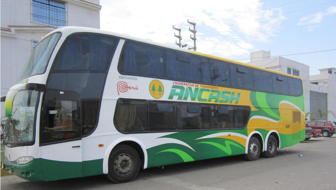 Empresa de Transporte Terrestre Transportes Ancash