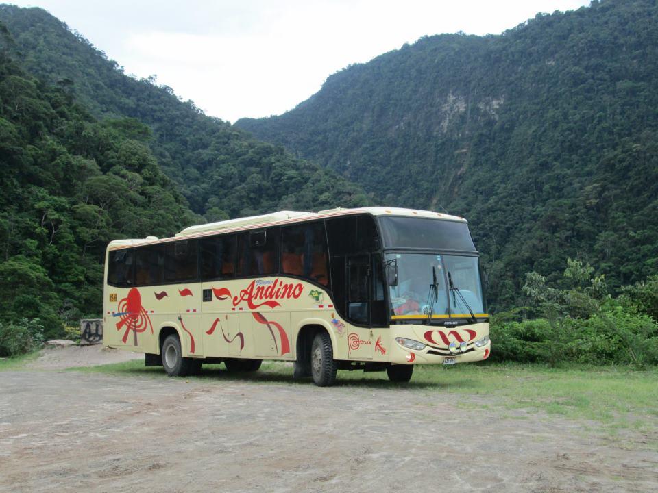 Empresa de Transporte Terrestre Transportes Andino
