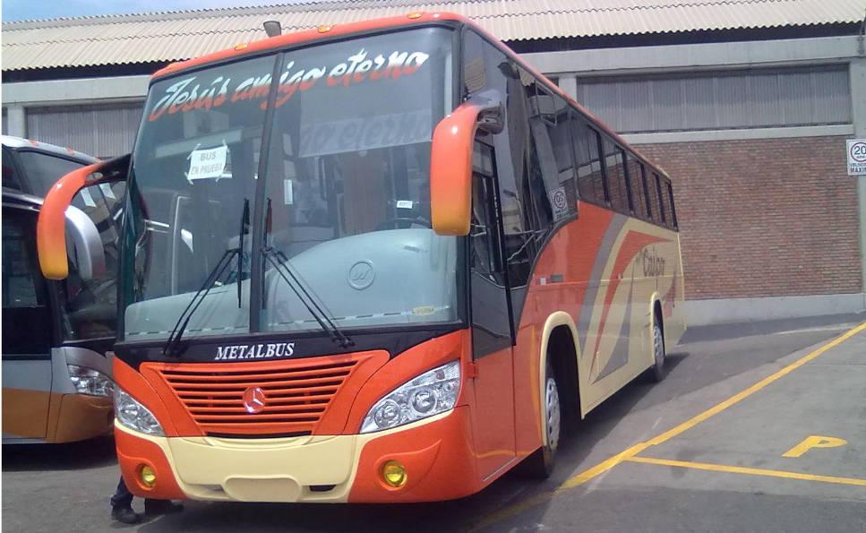 Viajar en Transportes Caipo