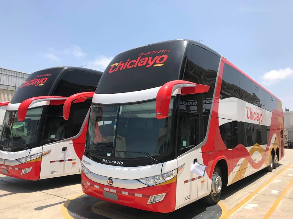 Empresa de Transporte Terrestre Transportes Chiclayo