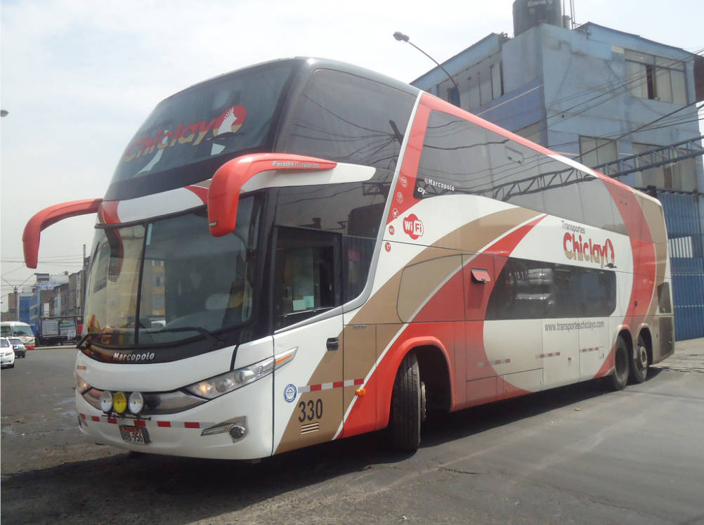 Transportes Chiclayo Bus