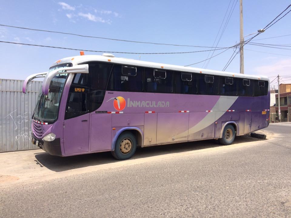 Empresa de Transporte Terrestre Transportes Inmaculada