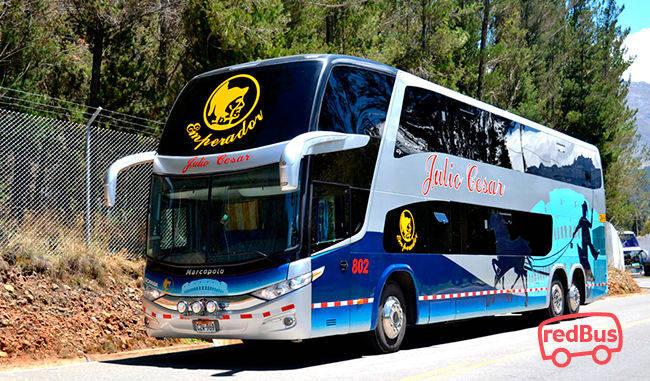 Empresa de Transporte Terrestre Transportes Julio César