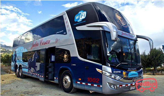 Expreso Transportes Julio César