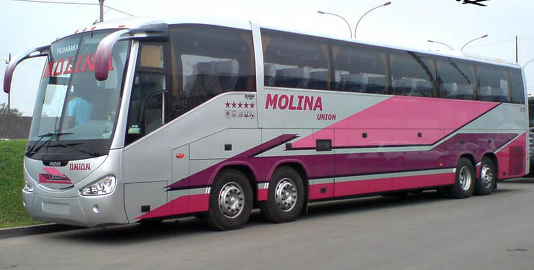 Empresa de Transporte Terrestre Transportes Molina