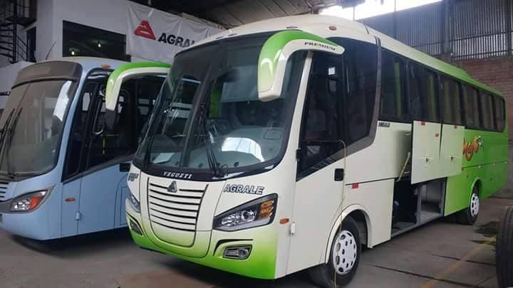 Transportes Pasamayo Bus