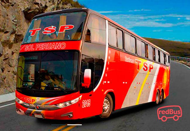 Empresa de Transporte Terrestre Transportes TSP