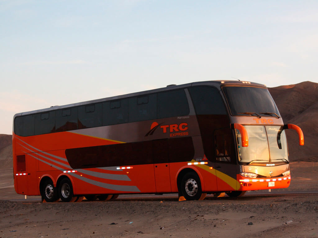 TRC Express Bus