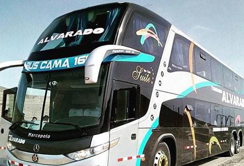 Empresa de Transporte Terrestre Turismo Alvarado
