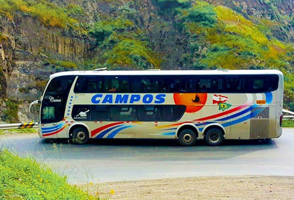 Empresa de Transporte Terreste Turismo Campos