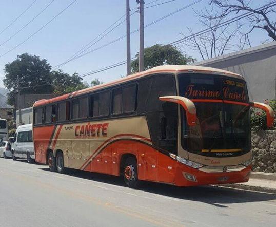 Buses Turismo Cañete