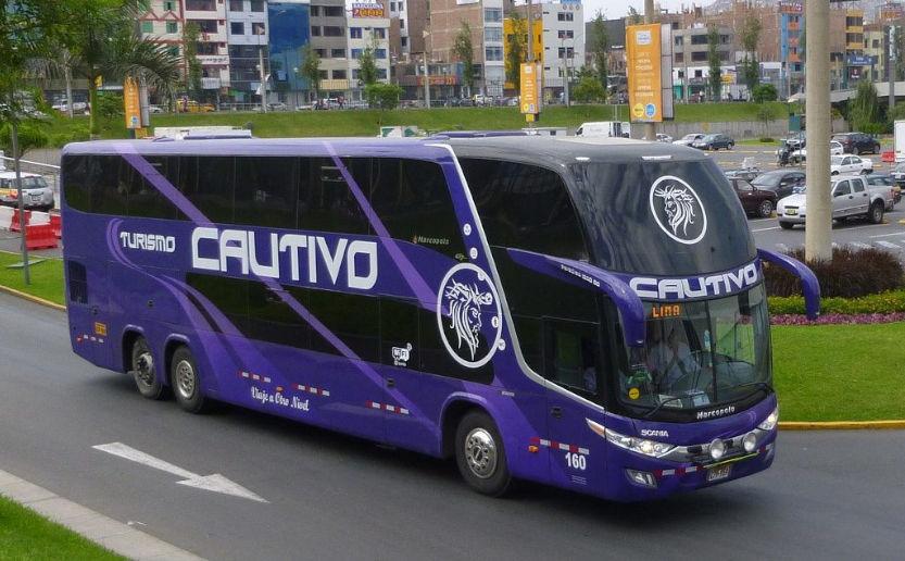 Empresa de Transporte Terreste Turismo Cautivo