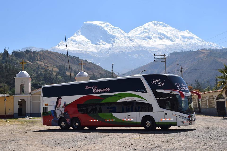 Turismo Cavass Bus