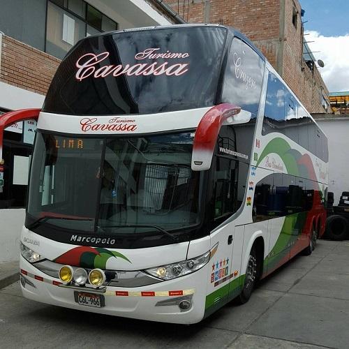Buses Turismo Cavass