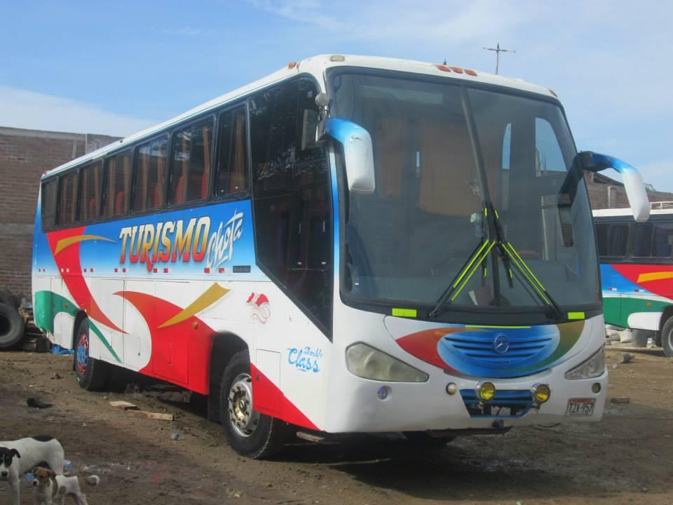 Empresa de Transporte Terrestre Turismo Chota