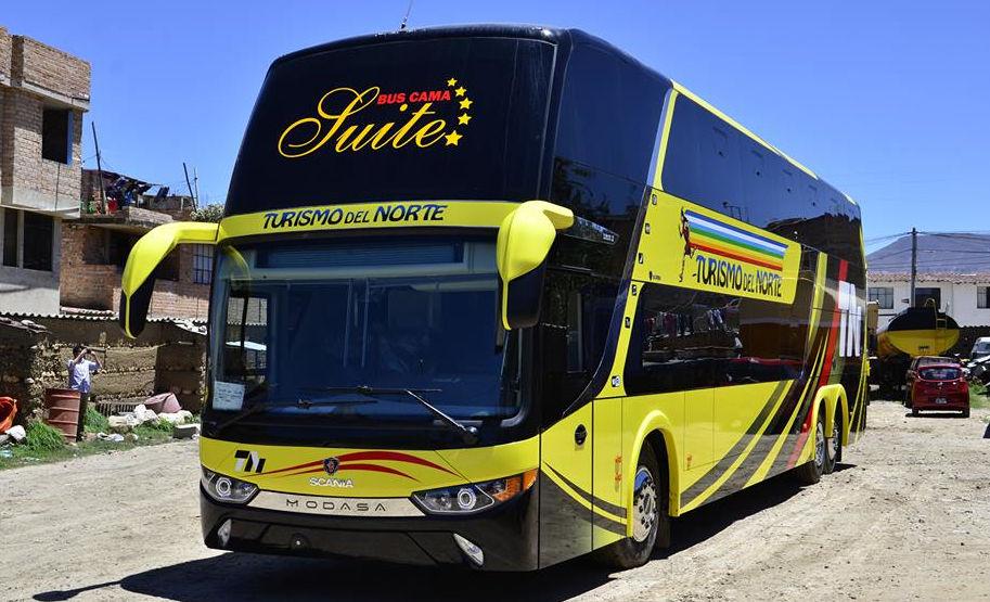 Empresa de Transporte Terrestre Turismo Del Norte