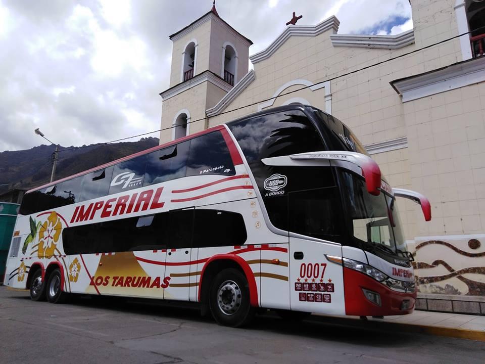 Empresa de Transporte Terrestre Turismo Imperial