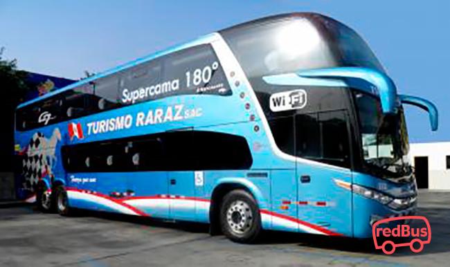 Turismo Raraz Bus