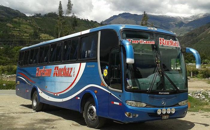 Empresa de Transporte Terrestre Turismo Rochaz