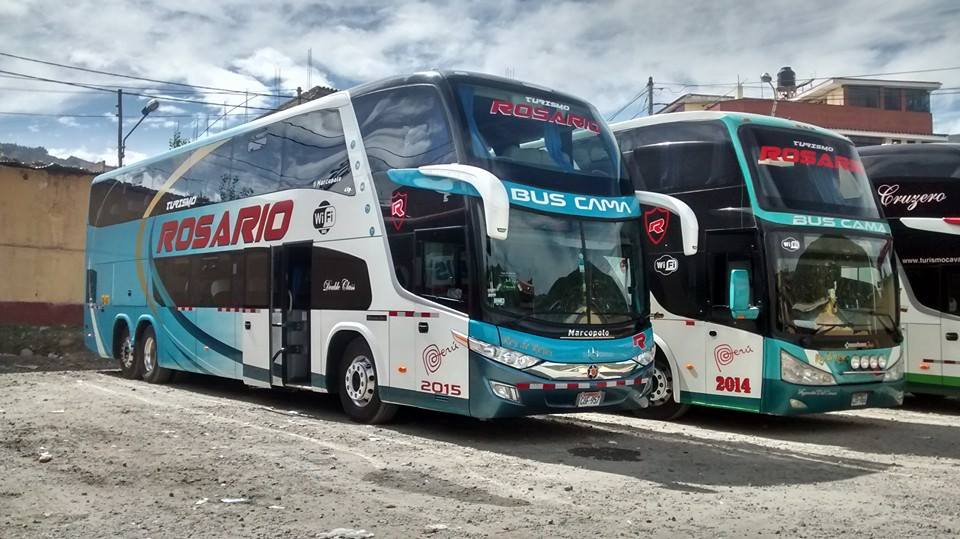 Empresa de Transporte Terreste Turismo Rosario