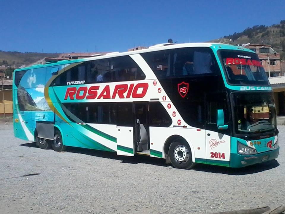 Turismo Rosario Bus