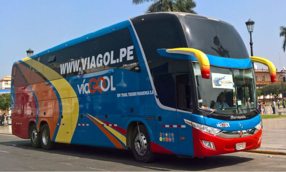 Empresa de Transporte Terreste Viagool