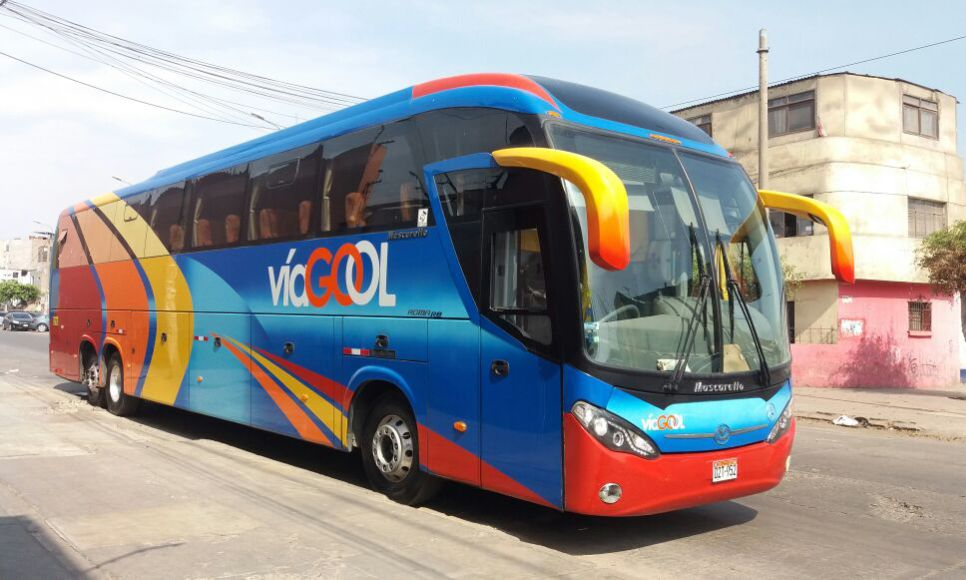 Buses de ViaGool