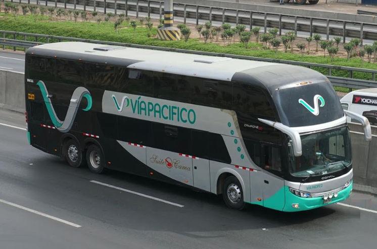 Empresa de Transporte Terrestre Via Pacifico