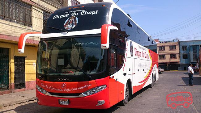 Empresa de Transporte Terrestre Virgen de Chapi
