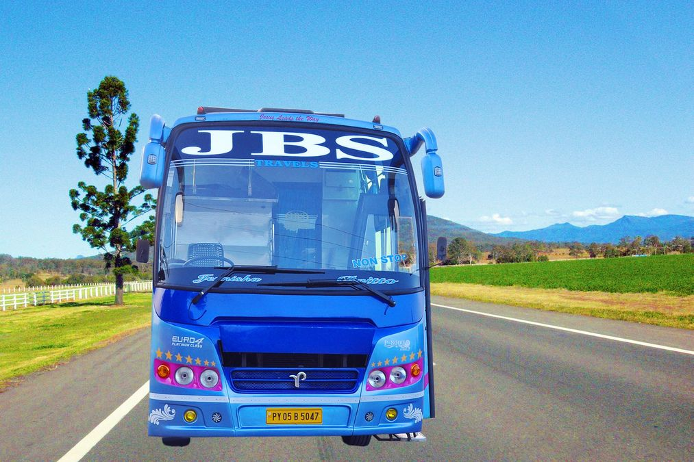 Jbs Travels Online Bus Ticket Booking Bus Reservation Time Table Fares Redbus In