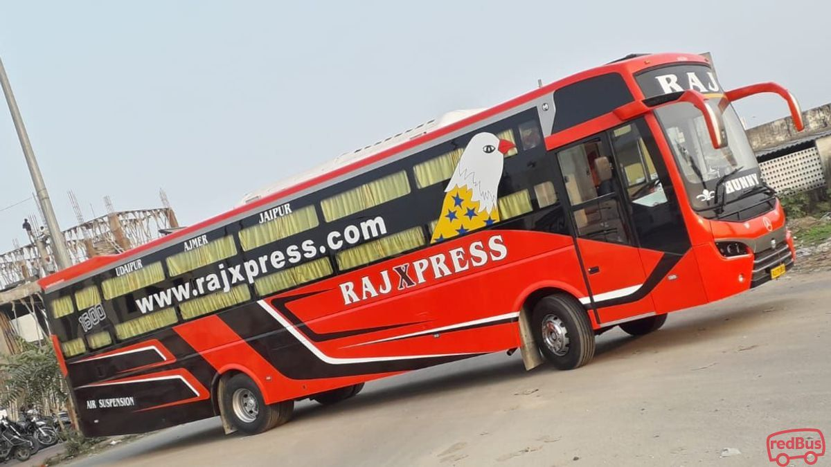 Raj Travels Online Bus Ticket Booking Bus Reservation Time Table Fares Redbus In