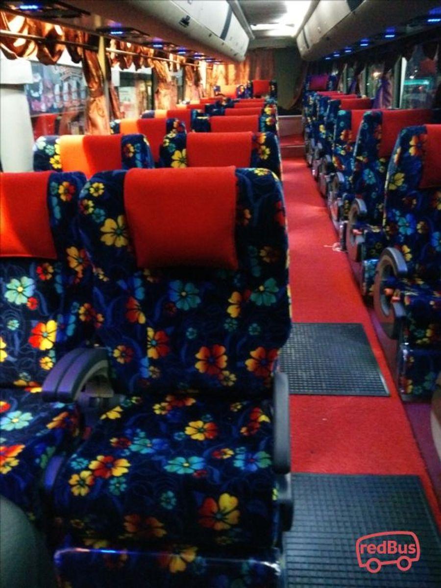 Sri Maju Express Kangar Review Timings Fares And More Redbus Sg