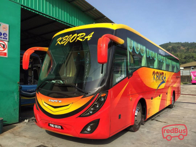 Bus From Penang To Terminal 1 Seremban Book For Upto 20 Off Redbus My