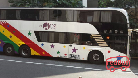 Bus From Golden Mile Complex To Federal Hotel Golden Mile Complex To Federal Hotel Bus Tickets Online On Redbus