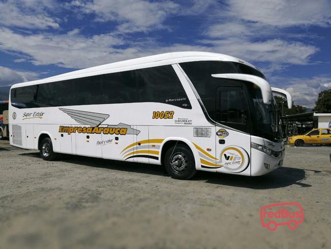 Empresa de Transporte Terreste Empresa Arauca