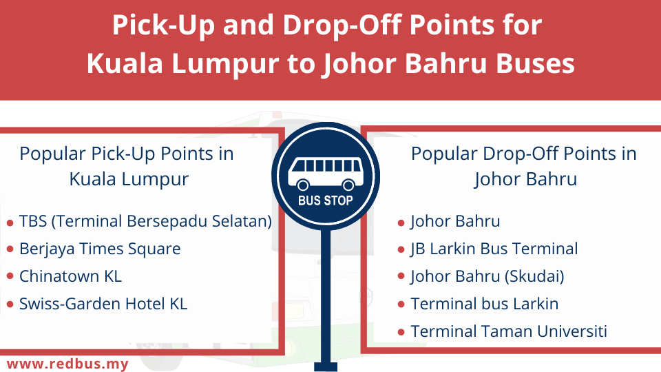 KL to JB bus