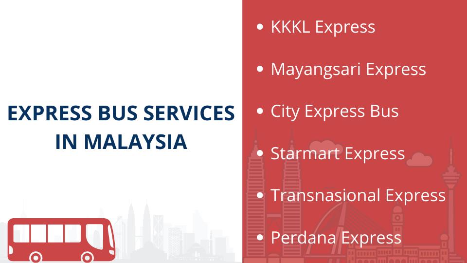 Express bus tickets online