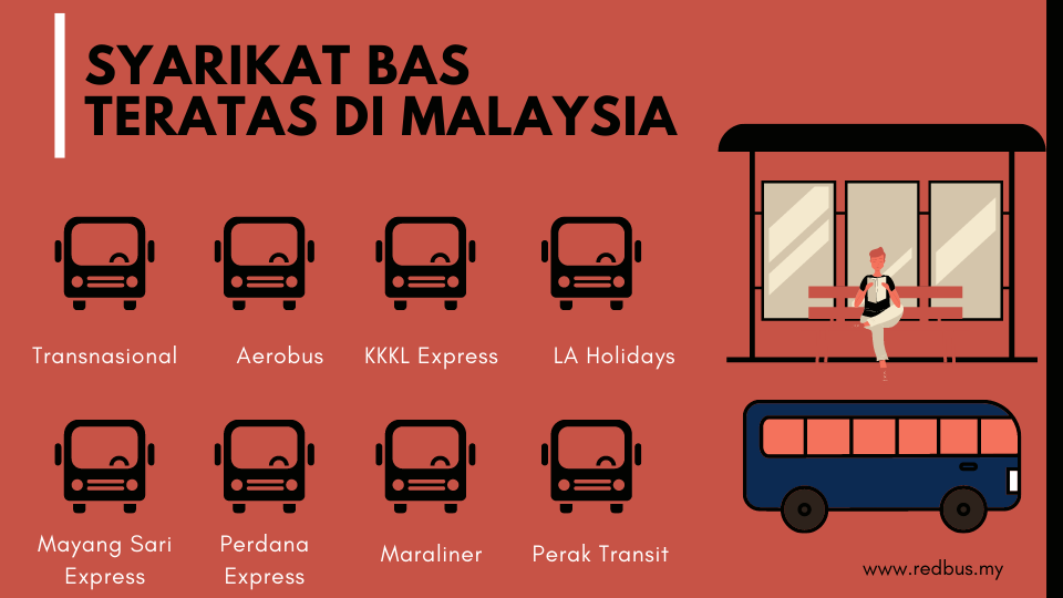 tiket bas online malaysia