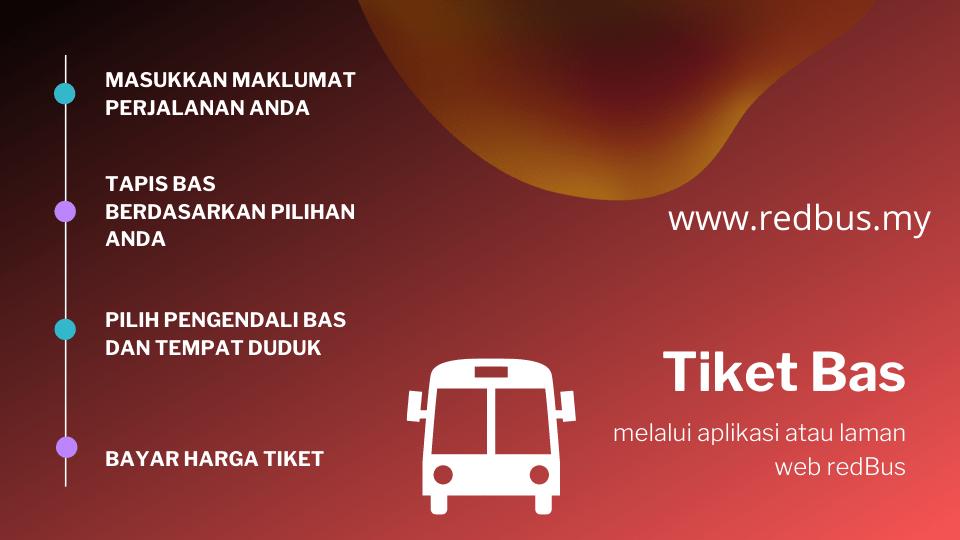 tiket bas online