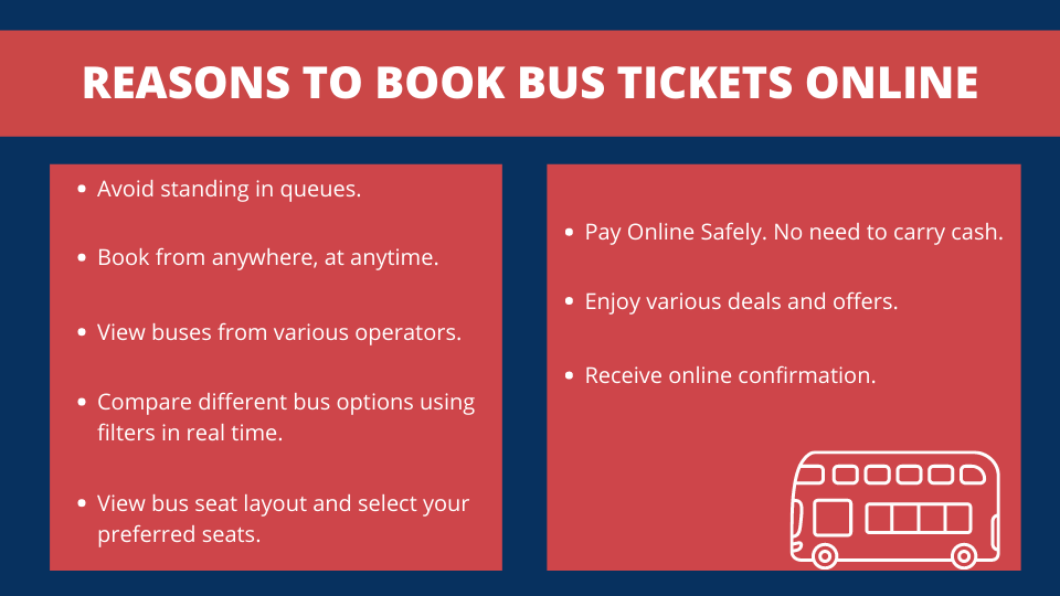 why book bus tickets online