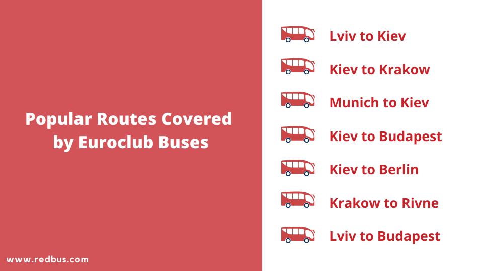 Euroclub buses