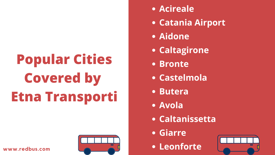 cities covered by etna transporti spa